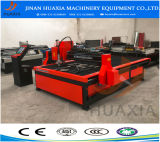 Combinan la lámina metálica plana de plasma CNC Máquina de corte y perforación