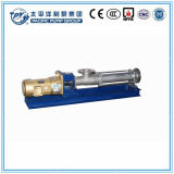G Type Horizontal Food Grade Pcp Pump