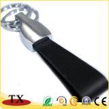 La publicité du trousseau de clés en cuir promotionnel