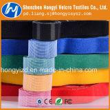 La fábrica al por mayor gancho y bucle de cable de cinta Velcro/ Correa cable