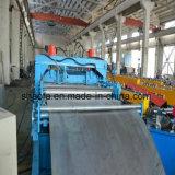 Высокое качество стальной трос лоток здание роликогибочная машина