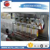 Автоматическое роторное заполнение бутылки и покрывая линия для съестных бутылок пищевого масла