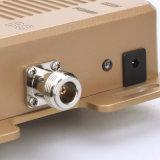 Répéteur mobile à deux bandes intelligent de signal de téléphone cellulaire de servocommande du signal 900/2100MHz