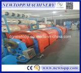 Type tubulaire électrique fil de l'utilisation 1+6 efficaces de toronnage de câble faisant la machine