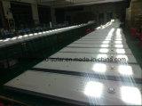 Luz de calle solar de 100W LED con 5 años de garantía