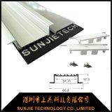 Flaches und breites LED-Aluminiumgehäuse-Profil für grosse Streifen der Breiten-LED