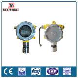 China 2017 Detector de fugas de gas fijos de la alarma de gas tóxico amoniaco Detector Detector de fugas de gas