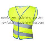 セリウムEn1150の子供の安全コートの反射衣服の高い可視性のベスト