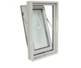 Aluminum Hurricane Windows Knell Dirty Tilt&Turn Fenster for