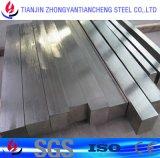 304 304L de Vierkante Staaf van het Roestvrij staal in Scherpe Hoek in de Voorraad van het Roestvrij staal