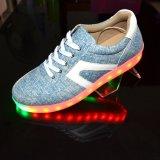 2017年の工場最も新しいLED偶然靴