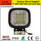 Hete het het e-TEKEN '' van de Verkoop 48W 5 IP68 R10 LEIDENE Licht van het Werk voor Offroad