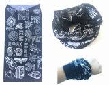 Шеи полиэфира печати продукции фабрики Bandana изготовленный на заказ многофункциональной волшебной трубчатый