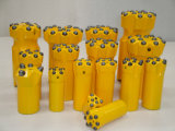 Factory Threaded Button Rock'n'roll Seed-planting drill Bit clouded