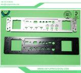 Schwarze POM Plastik-CNC-Teile