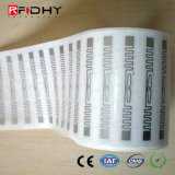 Pasivo EPC Gen2 9640 Alien UHF RFID etiqueta H3