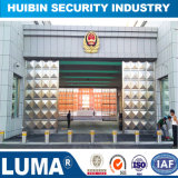 産業安全のためのスマートな駐車システムステンレス鋼のボラードの固定ボラード