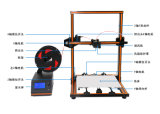 Machine van de Printer van de Laagste Prijs van de Hoge Precisie van Anet A6 A8 E10 3D