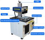 355nm 3With5With10W UVlaser-Markierungs-Maschine für Taste