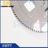Лезвие круглой пилы цементированного карбида для бумаги