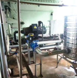 Equipamento de Refrigeration e torre refrigerando