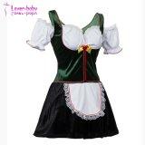 L'Oktoberfest nouvelles femmes vert /La bière blanche Girl Fancy Dress L1214