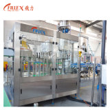 Machine de remplissage de bouteilles de l'eau avec le système de purification d'air