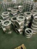 カスタマイズされたステンレス鋼の失われたワックスの投資鋳造のバルブ本体