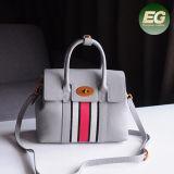 2017 nuevos bolsos de compras famosos de la PU de la alta calidad de señora Handbags de la marca de fábrica del bolso de totalizador de la mujer del estilo del surtidor Emg5238 de China