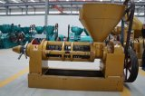Chaîne de production pressée au froid de presse d'huile d'arachide Yzyx140