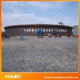 Réservoir automatique latéral simple en dehors de machine de soudure continue de périmètre pour la construction longitudinale