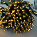Chaud ! 200 lumières de chaîne de caractères de DEL RVB Veille de la toussaint, lumières de cuivre solaires de chaîne de caractères de 60 pi pour la maison, patio, pelouse, jardin, porche, usager, décorations de vacances
