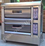 Oven van het Dek van het Gas van de Apparatuur van het baksel de Luxueuze voor Verkoop (hLY-204dB)