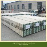 Planche d'échafaudage de LVL de pin d'usage de construction pour le marché de Moyen-Orient