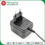 Informe de pruebas EMC EMI 7V 1lineal de un adaptador de CA CC