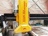 Inspeções termográficas máquina de corte de pedra ponte Automática