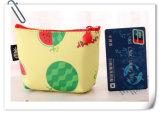 2017 جديد تصميم رسم متحرّك ثمرة مصغّرة عملة محفظة أطفال [كويي] سحاب عملة محفظة [بو] عملة كيس نساء صغيرة مال حقيبة
