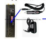 고성능 휴대용 GPS/3G/4G 전화 신호 방해기 8개의 안테나, 소형 Bluetooth WiFi GPS 셀룰라 전화 방해기 8 안테나