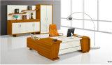 L 모양 현대 나무로 되는 가구 행정실 책상 (BL-BX24012)
