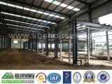 Almacenes modulares prefabricados de la estructura de acero