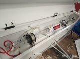 Ledernes Papier-Glasstich CNC Laser, der Maschine schnitzt