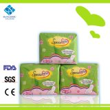 Baumwollgesundheitliche Serviette-Dame Pad Manufacturer OEM Brand