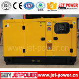 gerador silencioso do diesel 30kVA do gerador de potência 24kw
