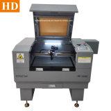 Machine van de Gravure van de Laser van lage Kosten Scherpe 6040