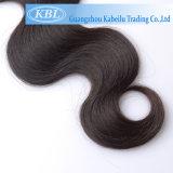 Профессиональный Weave человеческих волос Remy, Unprocessed человеческие волосы бразильянина девственницы
