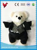 Urso bonito do luxuoso de Hotsale com o revestimento para Shildren