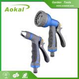 Регулируемый распыляйте воду пушки лучших шланга для сада