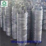 工場は直接亜鉛によって塗られる鋼線を供給する