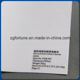 Jet d'encre mat de roulis de la vente 385GSM de coton de toile chaude de tissu pour l'encre de dissolvant d'Eco