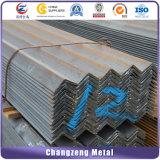 El ángulo de hierro negro laminadas en caliente con Q235 Material (CZ-A90)